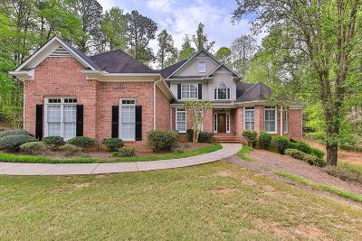 Alpharetta Single Family Home For Sale: 550 Kings County Court