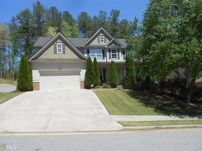 Acworth Single Family Home For Sale: 90 Rosemeade Way
