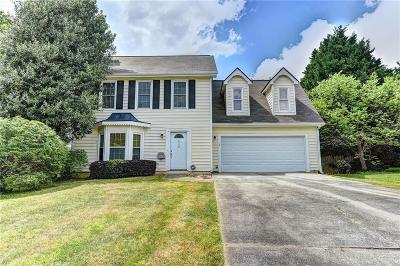 Alpharetta Single Family Home For Sale: 550 Grovsner Terrace