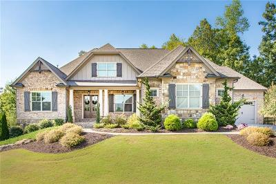 Braselton Single Family Home For Sale: 2106 October Glory Drive