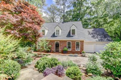 Atlanta Single Family Home For Sale: 2355 Howell Mill Road NW