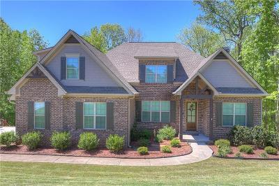 Monroe Single Family Home For Sale: 407 Lakeshore Drive
