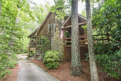 Dawsonville Single Family Home For Sale: 2635 Amicalola Church Road
