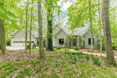 Cumming Single Family Home For Sale: 5095 Ascot Drive