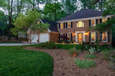 Alpharetta Single Family Home For Sale: 100 Shadow Springs Drive