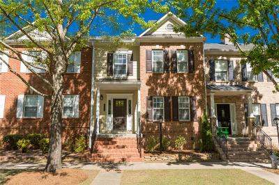 Suwanee Condo/Townhouse For Sale: 1177 Station Center Boulevard