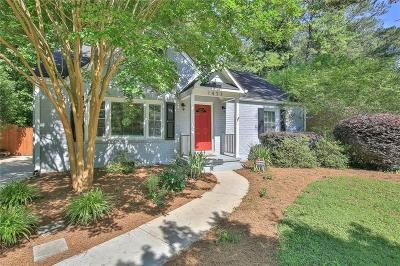 Decatur Single Family Home For Sale: 1477 Deerwood Drive