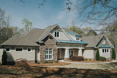 Monroe Single Family Home For Sale: 1525 Dean Hill Road