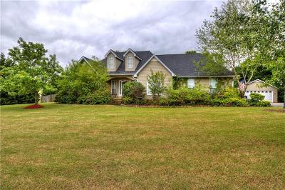 Cartersville Single Family Home For Sale: 12 Valley Creek Drive SW
