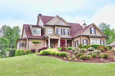 Canton Single Family Home For Sale: 123 Brannon Drive