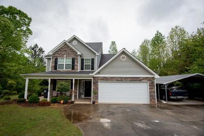 Covington Single Family Home For Sale: 70 Kristen Place