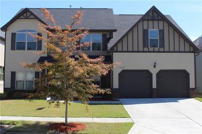 Loganville Single Family Home For Sale: 1072 Deadwood Trail