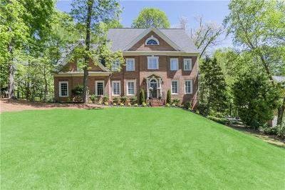 Atlanta Single Family Home For Sale: 7850 Fawndale Way