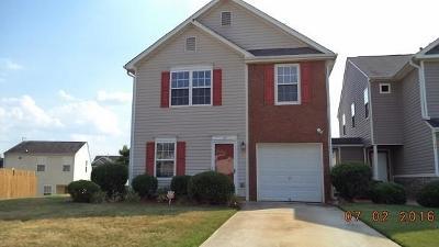 Covington Single Family Home For Sale: 140 Highgate Trail