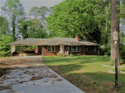East Point Single Family Home For Sale: 2607 Headland Drive