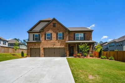 Kennesaw Single Family Home For Sale: 5284 Comfort Well Drive