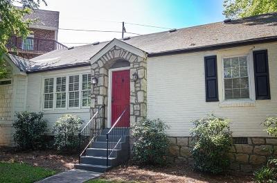 Kirkwood Single Family Home For Sale: 2259 Hosea L Williams Drive SE