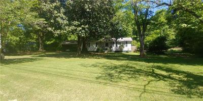 Decatur Single Family Home For Sale: 3446 Waldrop Road