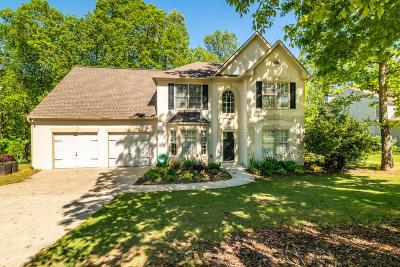 Cumming Single Family Home For Sale: 1750 Clayton Circle