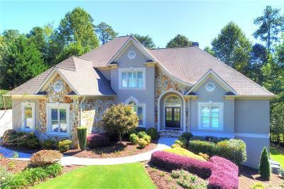 Suwanee Single Family Home For Sale: 6995 Blackthorn Lane