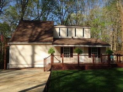 Buford Single Family Home For Sale: 6047 Lake Lanier Heights Road