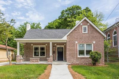 Atlanta Single Family Home For Sale: 725 Pearce Street SW