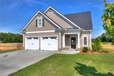 Cartersville Single Family Home For Sale: 20 Encore Lane