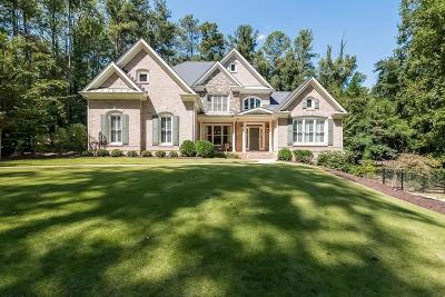 Sandy Springs Single Family Home For Sale: 8340 Hewlett Road