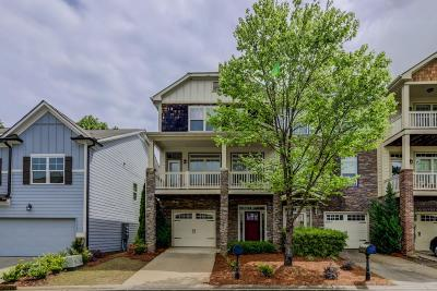 Atlanta Condo/Townhouse For Sale: 1356 Heights Park Drive SE