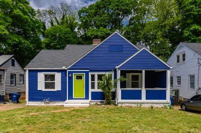 Atlanta Single Family Home For Sale: 569 Erin Avenue