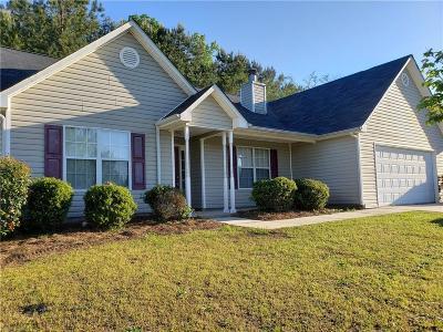 Clayton County Rental For Rent: 1633 Thorn Ridge Trail