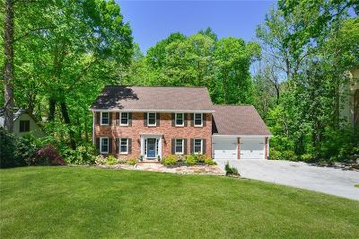Marietta Single Family Home For Sale: 4402 Karls Gate Drive
