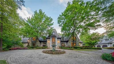 Atlanta Single Family Home For Sale: 6787 Riverside Drive