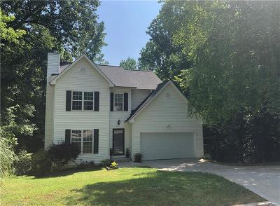 Flowery Branch Single Family Home For Sale: 5226 Amherst Way