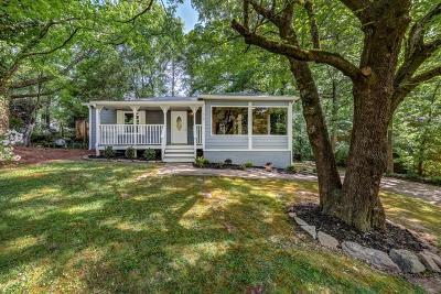 Atlanta Single Family Home For Sale: 1948 Sumter Street NW