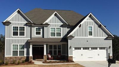 Cartersville Single Family Home For Sale: 11 Greystone Way SE