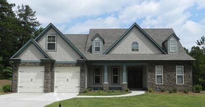 Cartersville Single Family Home For Sale: 23 Ivy Stone Court SE