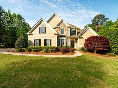 Forsyth County Single Family Home For Sale: 4015 Princeton Trace