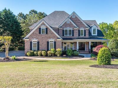 Milton Single Family Home For Sale: 15915 Milton Point
