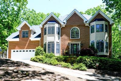 Marietta Single Family Home For Sale: 4660 E Forest Peak
