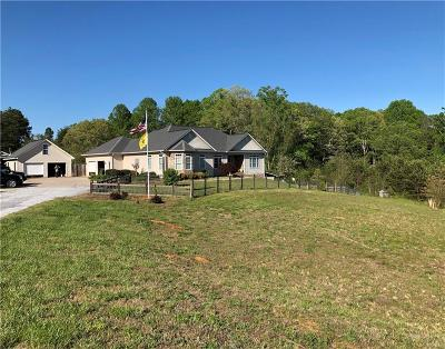 Murrayville Single Family Home For Sale: 6109 Ben Parks Road