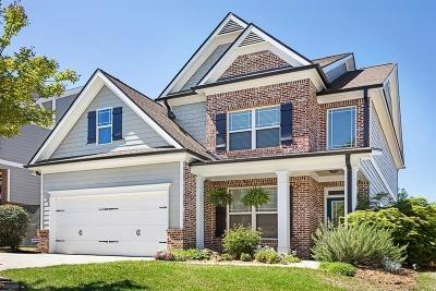 Flowery Branch Single Family Home For Sale: 4813 Clarkstone Circle