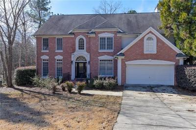 Atlanta Single Family Home For Sale: 240 Stoneleigh Drive SW
