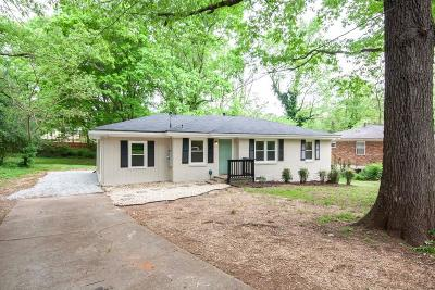 Decatur Single Family Home For Sale