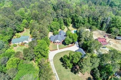 Snellville Single Family Home For Sale: 2461 Temple Johnson Road