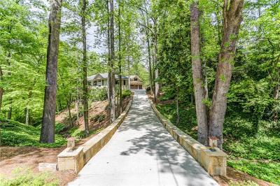 Atlanta Single Family Home For Sale: 295 Tara Trail