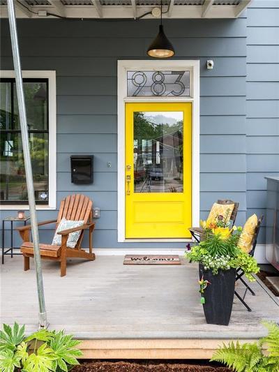 Atlanta Condo/Townhouse For Sale: 983 Kirkwood Avenue SE