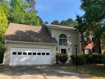 Suwanee Single Family Home For Sale: 935 Brushy Creek Court