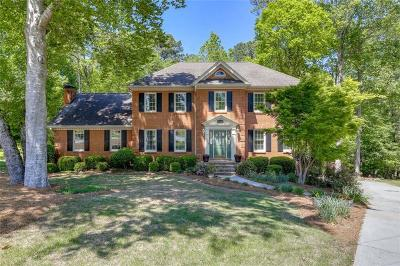 Peachtree Corners Single Family Home For Sale: 4038 Grove Hill Court