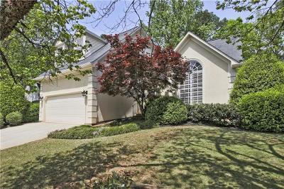 Brookhaven Single Family Home For Sale: 1172 Daventry Way NE